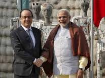 France partners with India